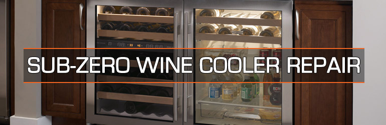 Sub-Zero Wine Cooler Repair. Tel:1.800.474.8007