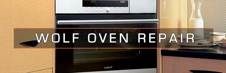 Wolf Oven Repair Tel 1 800 474 8007